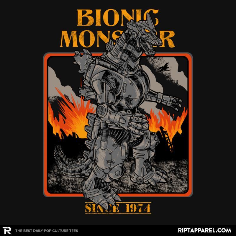 Bionic Monster Since 1974