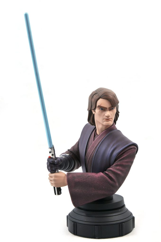 Star Wars: The Clone Wars™ Anakin Skywalker™ 1/7 Scale Bust
