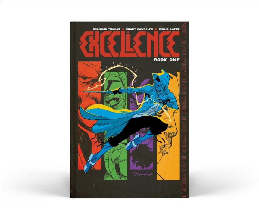 Excellence Deluxe Edition Book One