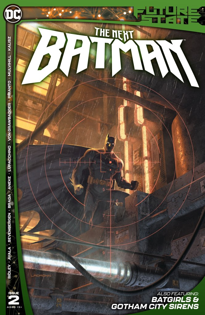 Future State: The Next Batman #2
