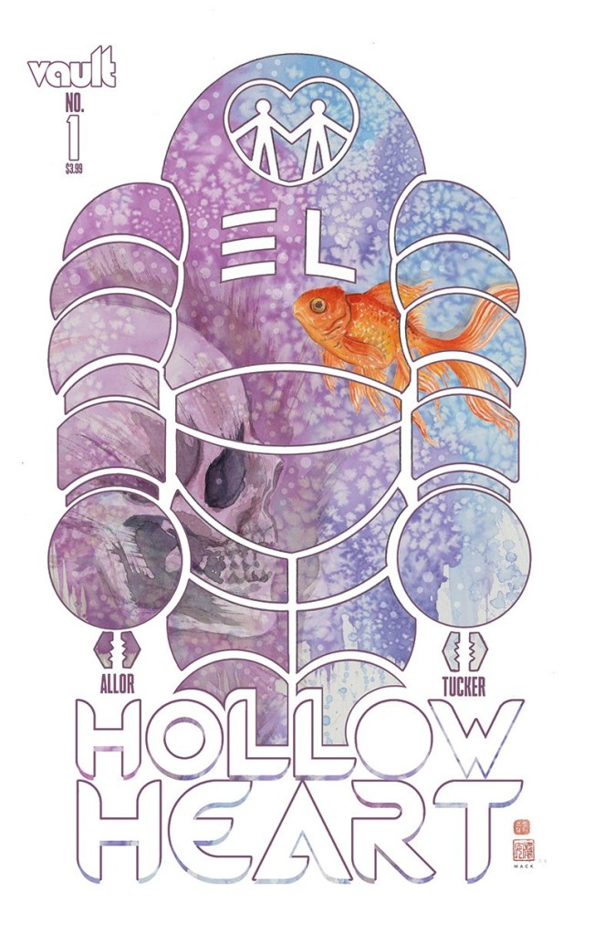 Hollow Heart #1 David Mack