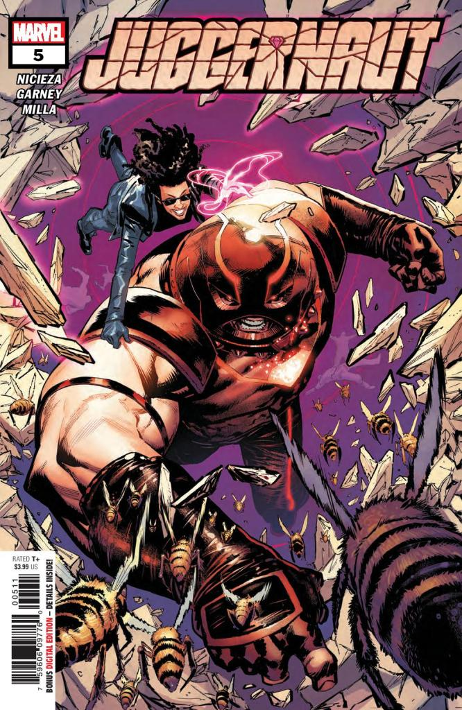 Juggernaut #5 (of 5)
