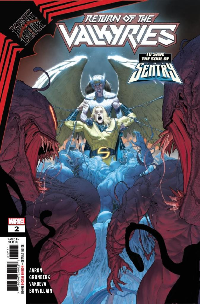 King in Black: Return of the Valkyries #2 (of 4)