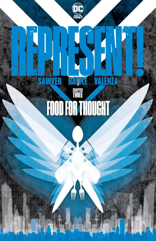 Represent! (2020-) #3
