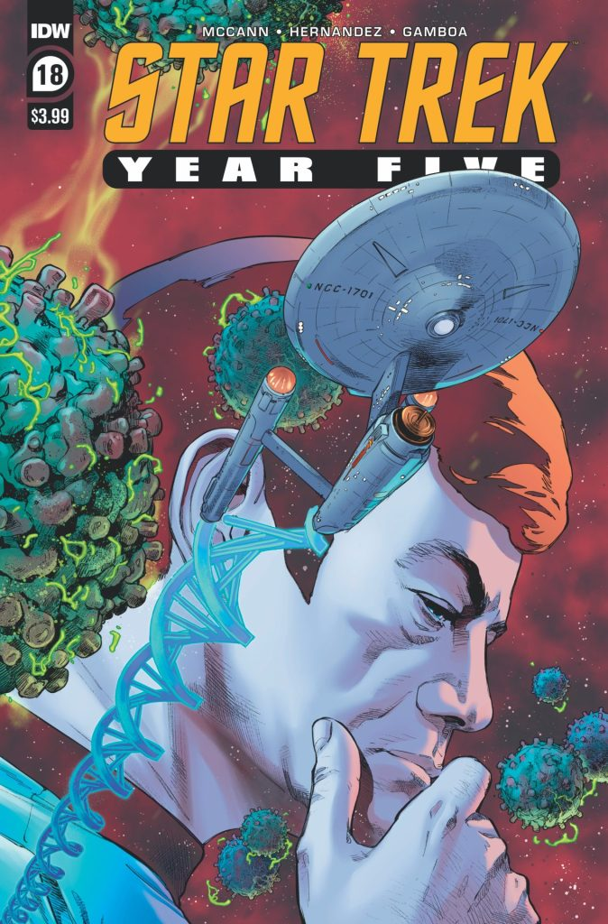 Star Trek: Year Five #18