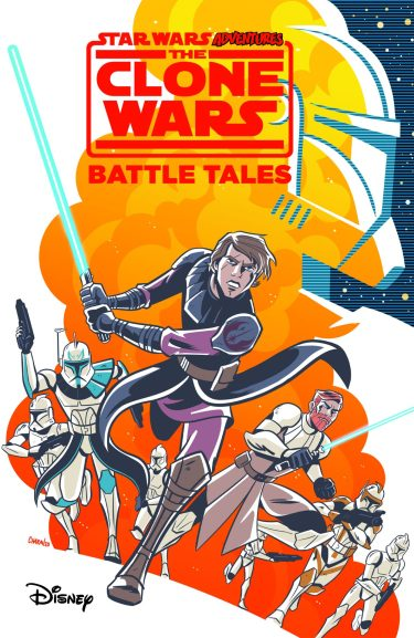 Star Wars Adventures: The Clone Wars: Battle Tales
