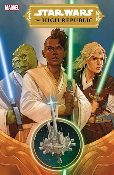 Star Wars: High Republic #1