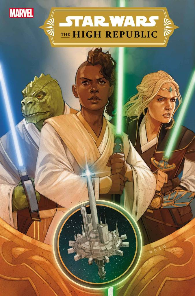 Star Wars: The High Republic #1