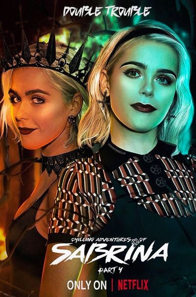 "THE CHILLING ADVENTURES OF SABRINA S4E5 ""CHAPTER THIRTY-THREE: DEUS EX MACHINA"""