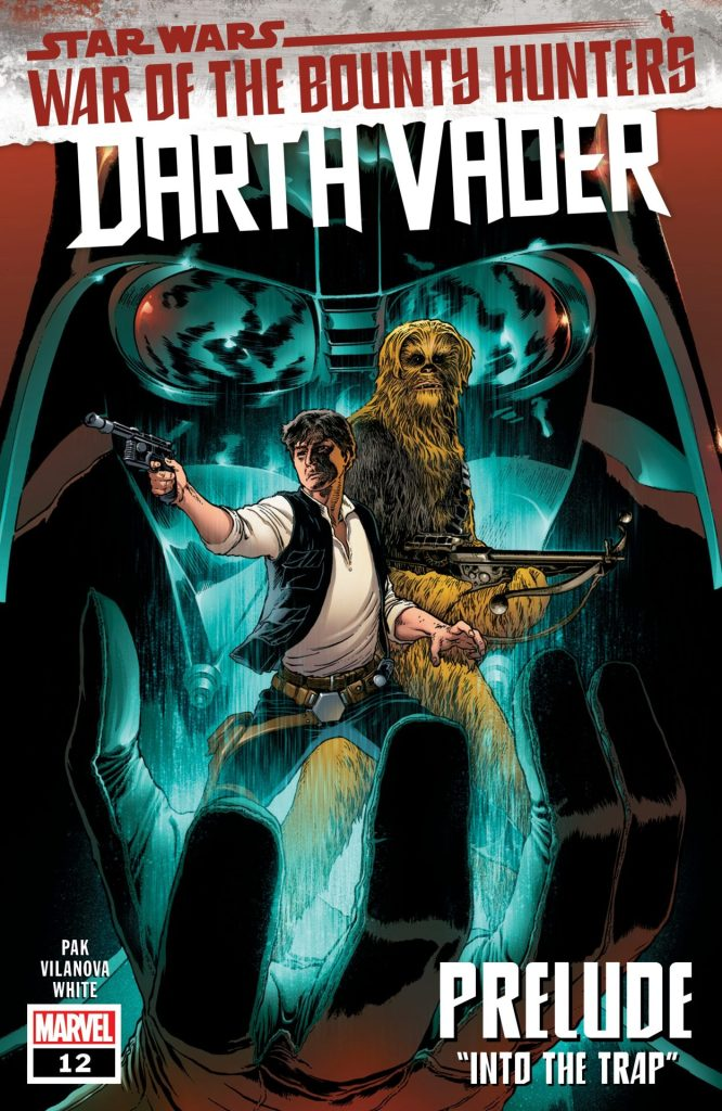STAR WARS: DARTH VADER #12