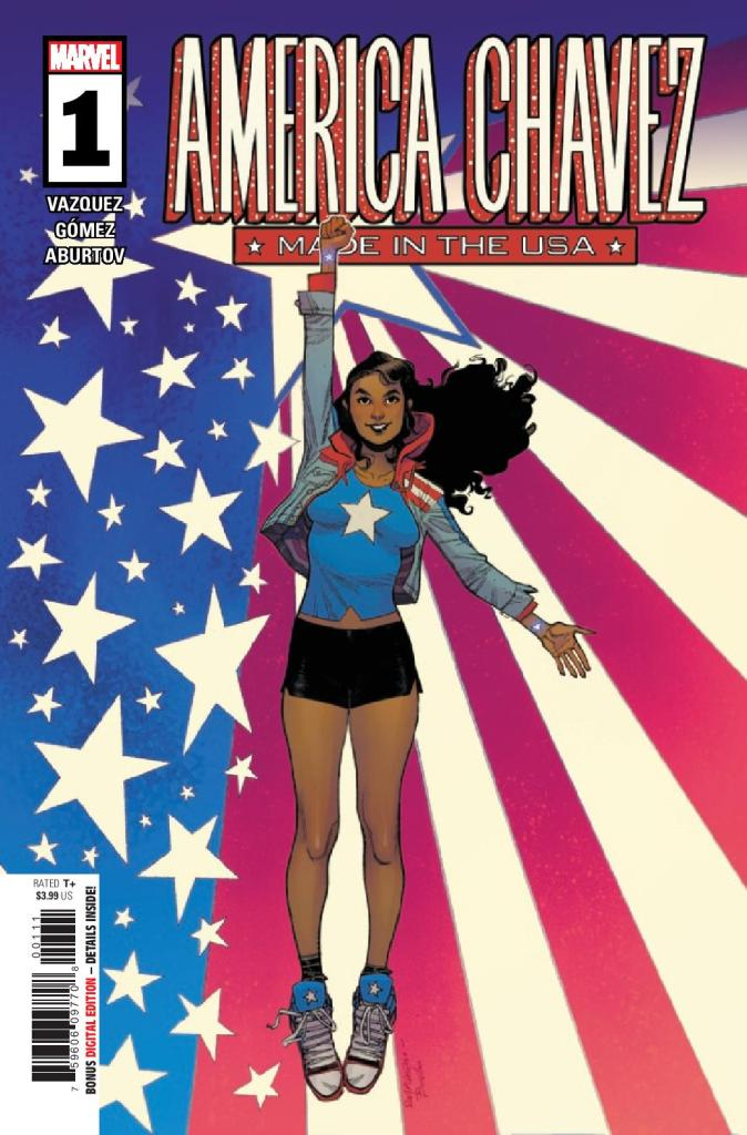 America Chavez: Made in the USA #1 (of 5)