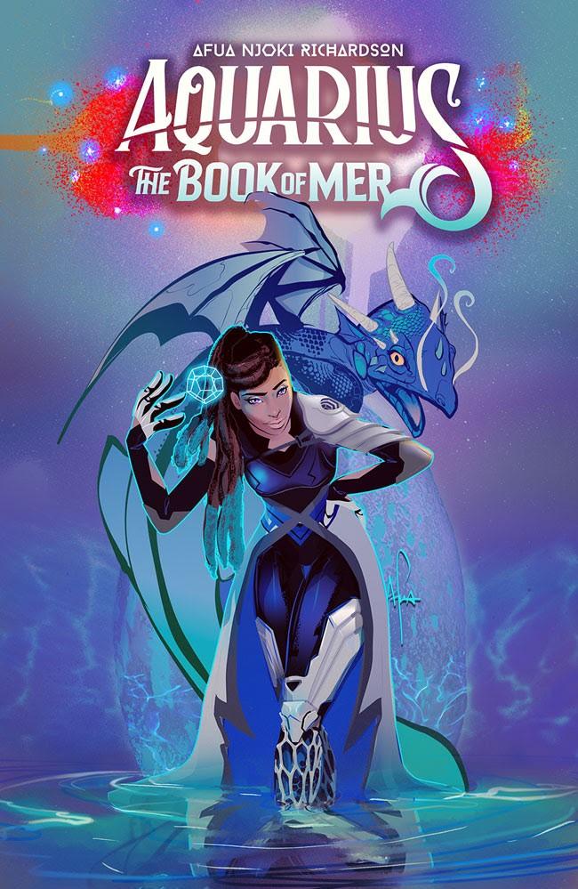 Aquarius: The Book of Mer #1