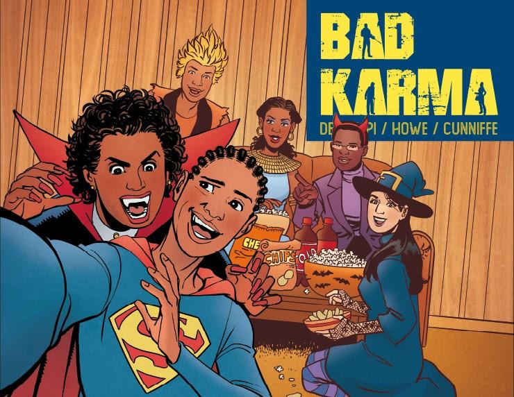 Bad Karma #4
