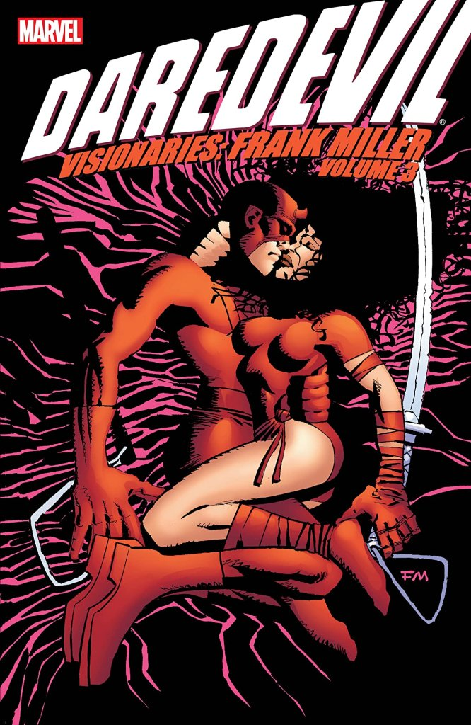 Daredevil Visionaries: Frank Miller Vol. 3
