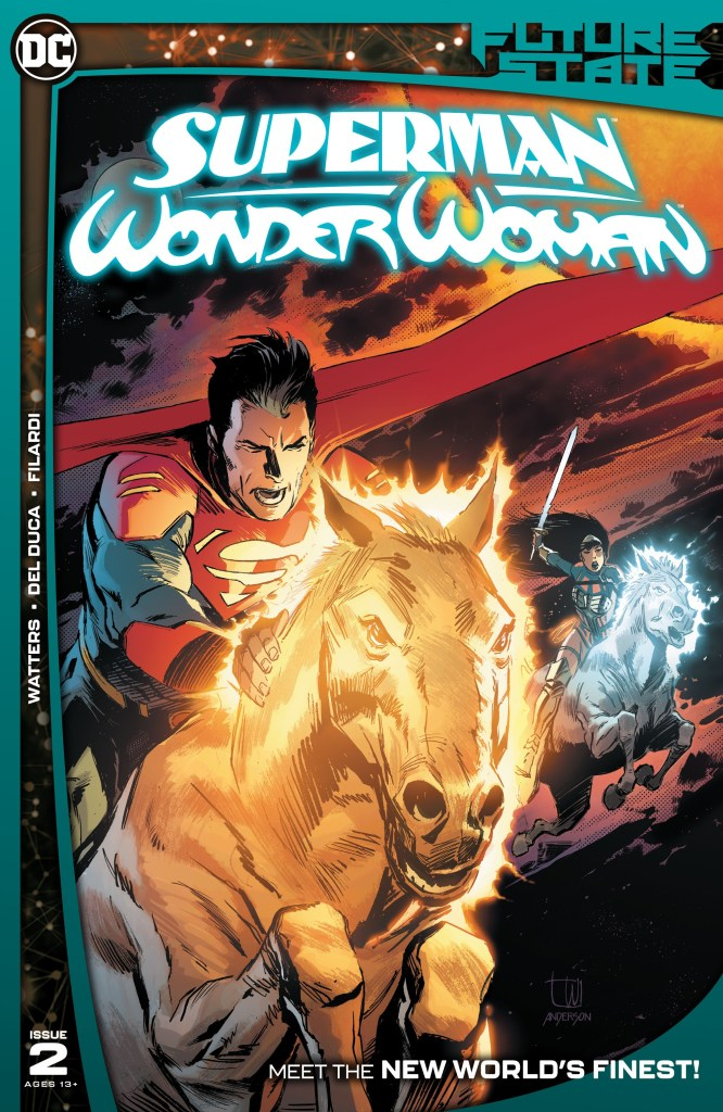 Future State: Superman/Wonder Woman #2