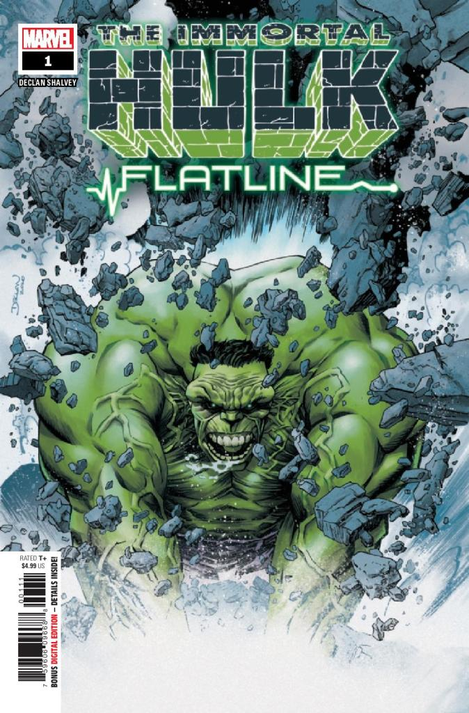 The Immortal Hulk: Flatline #1