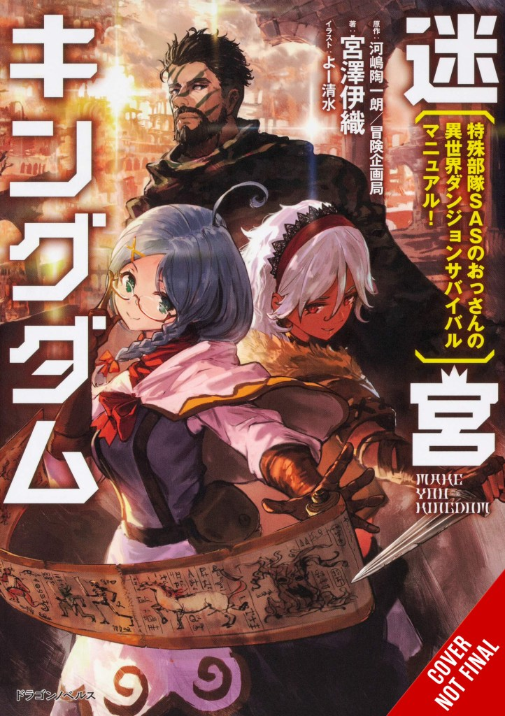 Meikyuu: Labyrinth Kingdom, A Tactical Fantasy World Survival Guide (light novel)