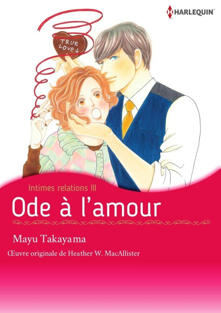 Ode à l'amour: Intimes relations