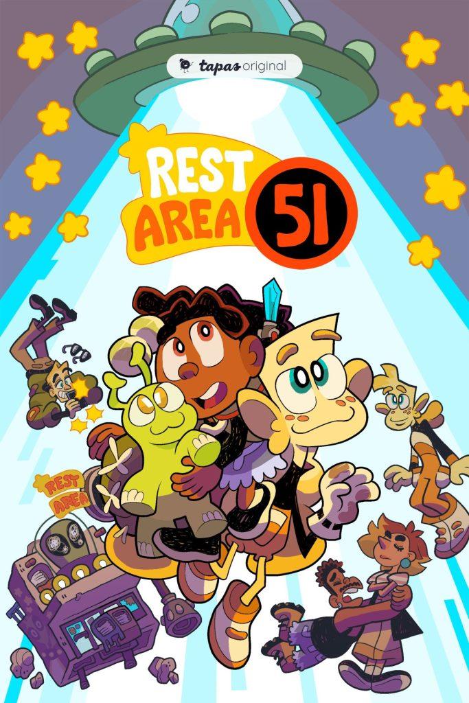 Rest Area 51
