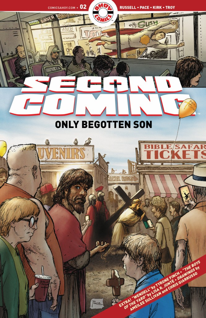 SECOND COMING: ONLY BEGOTTEN SON #2