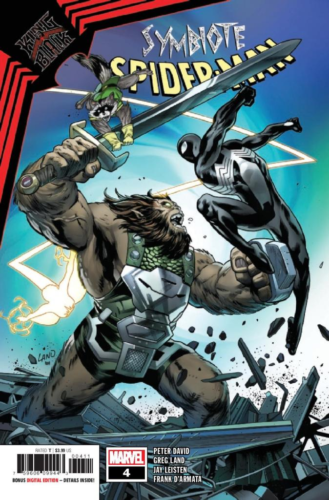Symbiote Spider-Man: King in Black #4 (of 5)