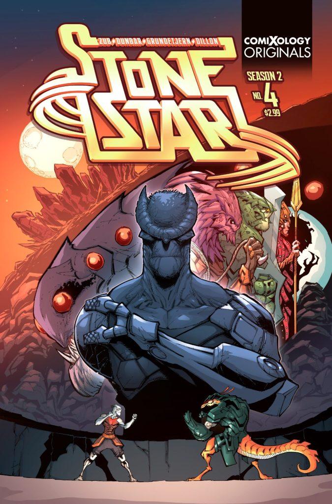 Stone Star Season 2 #4