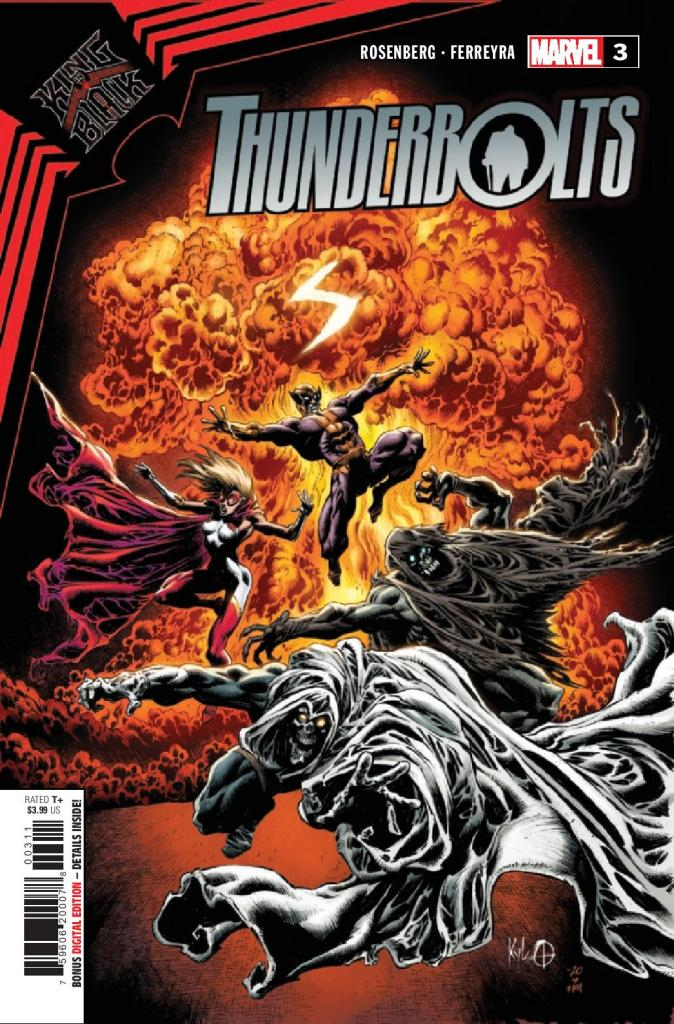 King in Black: Thunderbolts #3 (of 3)