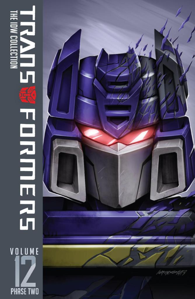 Transformers: The IDW Collection Phase 2 Vol. 12