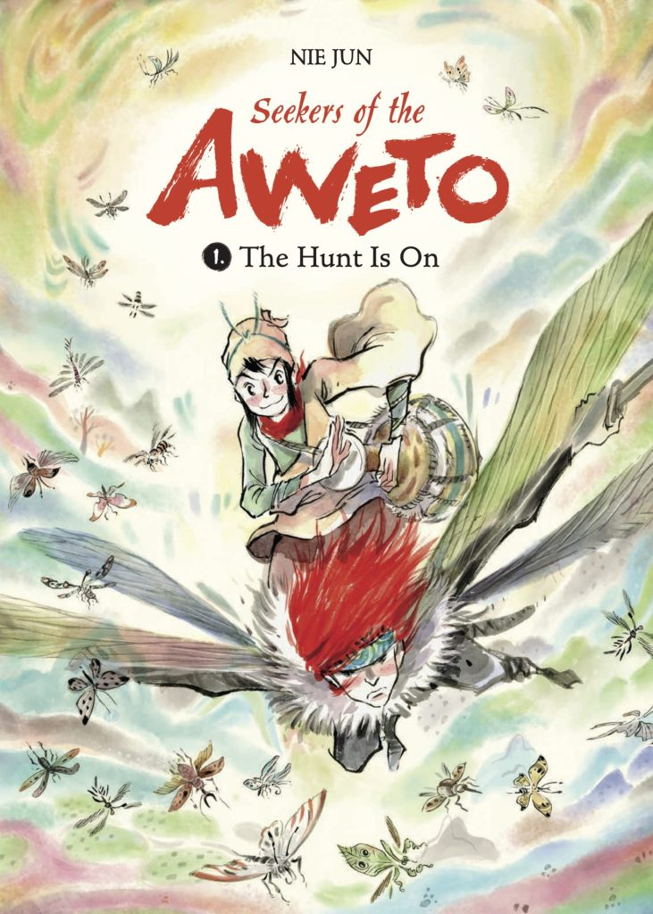 Seekers of Aweto Vol. 1 The Hunt is On