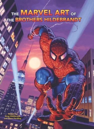 The Marvel Art of the Brothers Hildebrandt