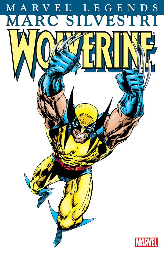 Wolverine Legends Vol. 6: Marc Silvestri