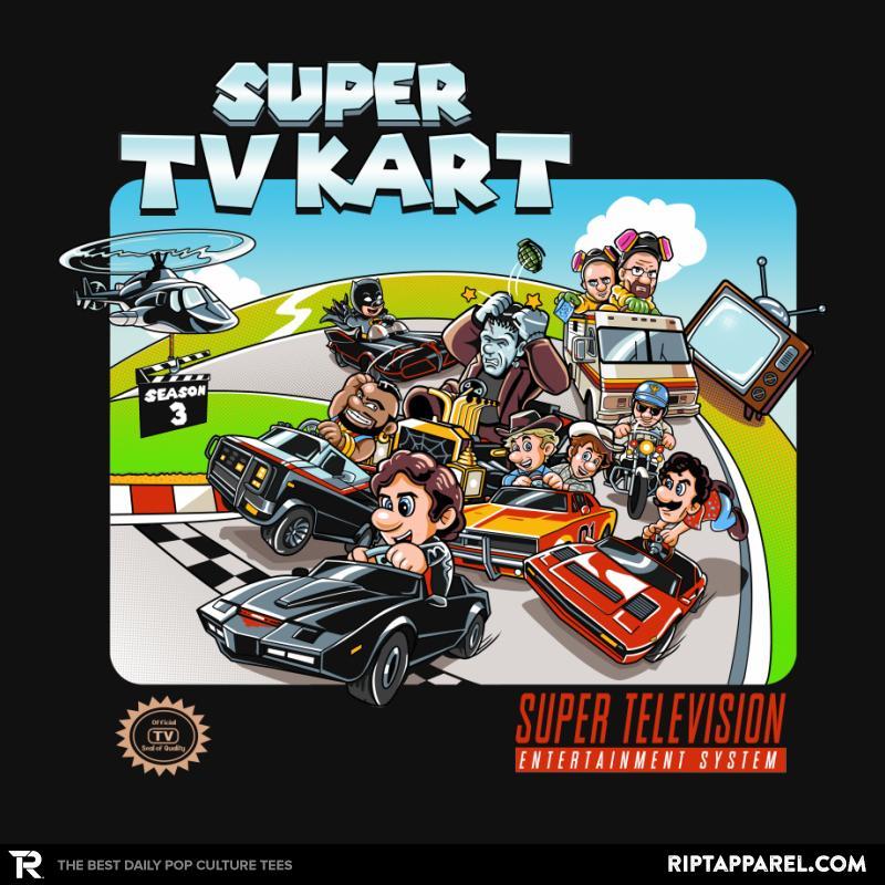 Super TV Kart