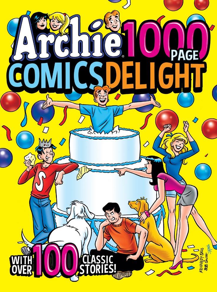 ARCHIE 1000 PAGE COMICS DELIGHT (TP)