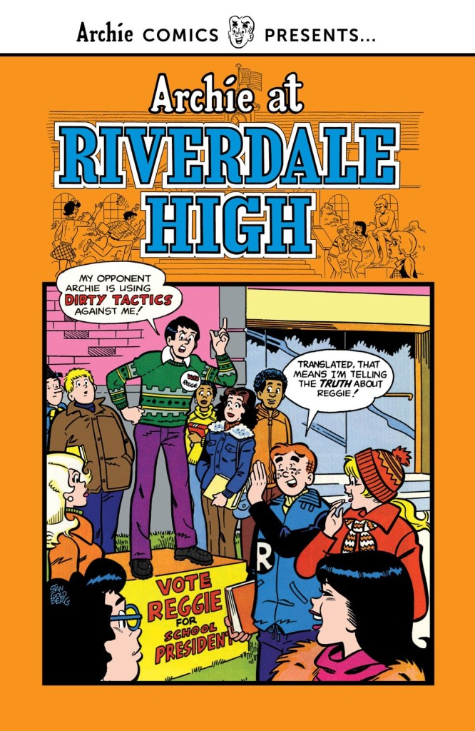 ARCHIE AT RIVERDALE HIGH VOL. 3 (TR)