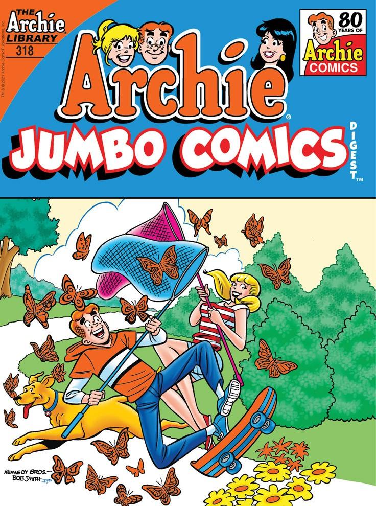 ARCHIE JUMBO COMICS DIGEST #318