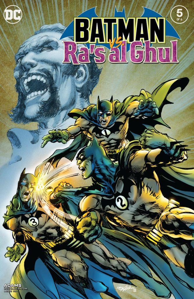 Batman vs. Ra's Al Ghul #5