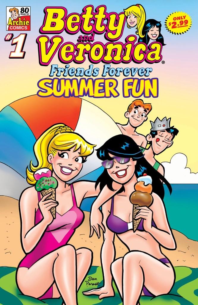 B&V FRIENDS FOREVER: SUMMER #1