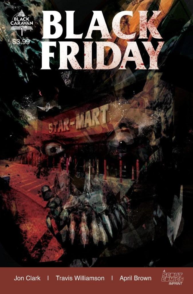 Black Friday #1 2nd print