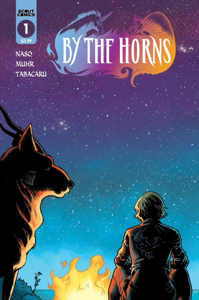 By the Horns #1 2nd printing
