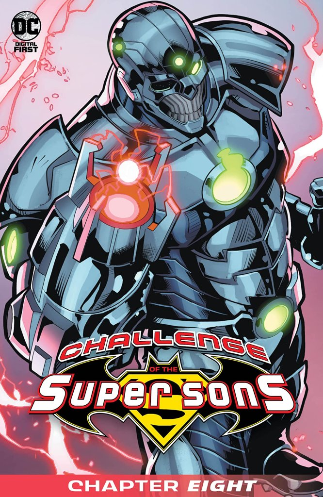Challenge of the Super Sons (2020-) #8