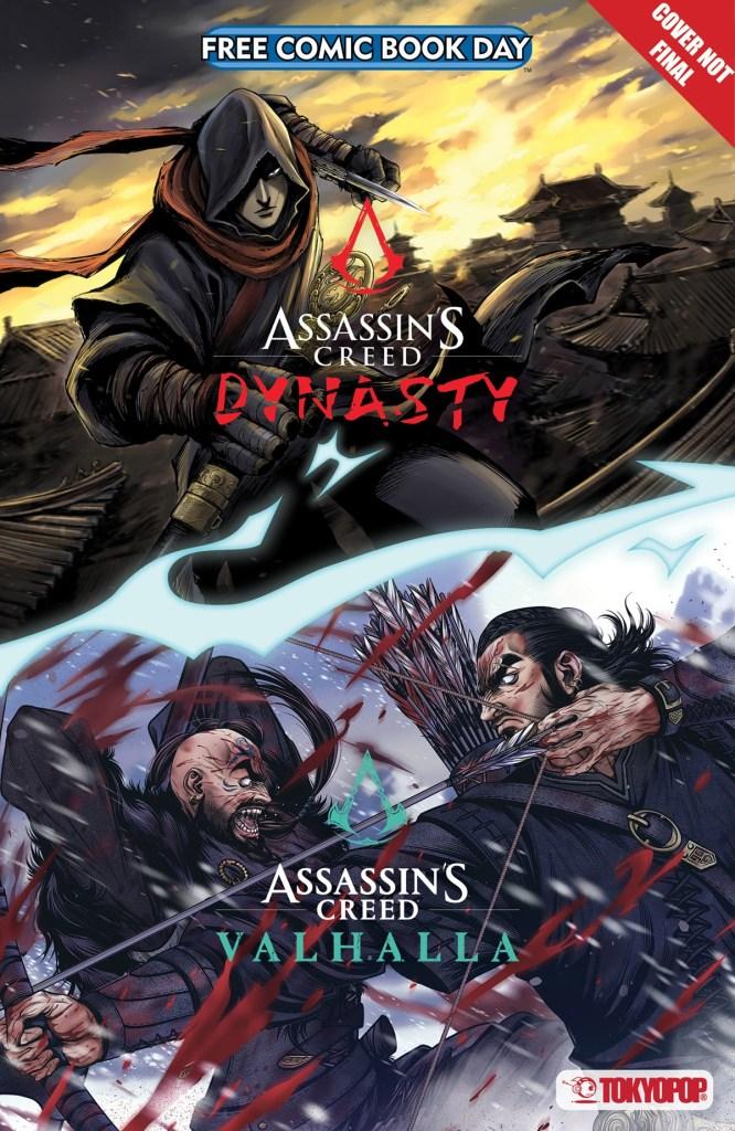 ASSASSIN'S CREED: VALHALLA & DYNASTY