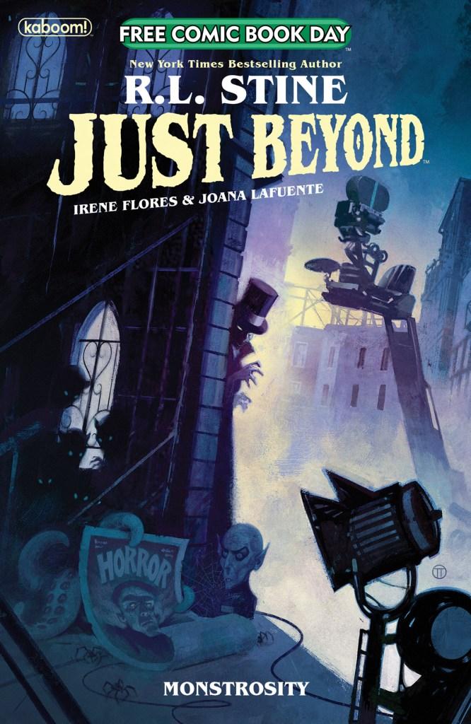Just Beyond: Monstrosity 2021 FCBD Special