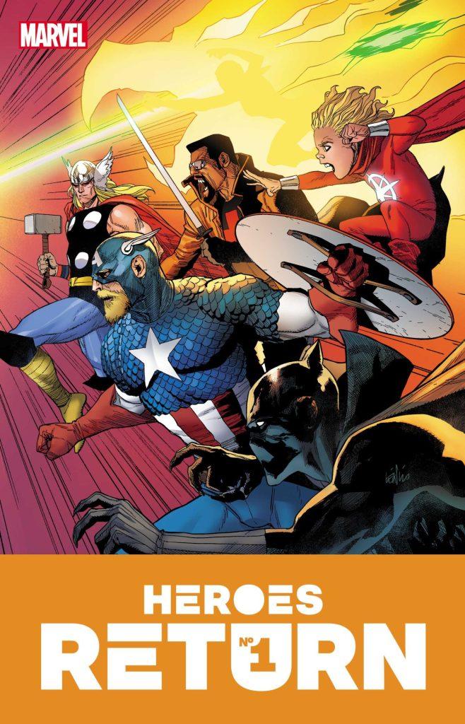 Heroes Return #1