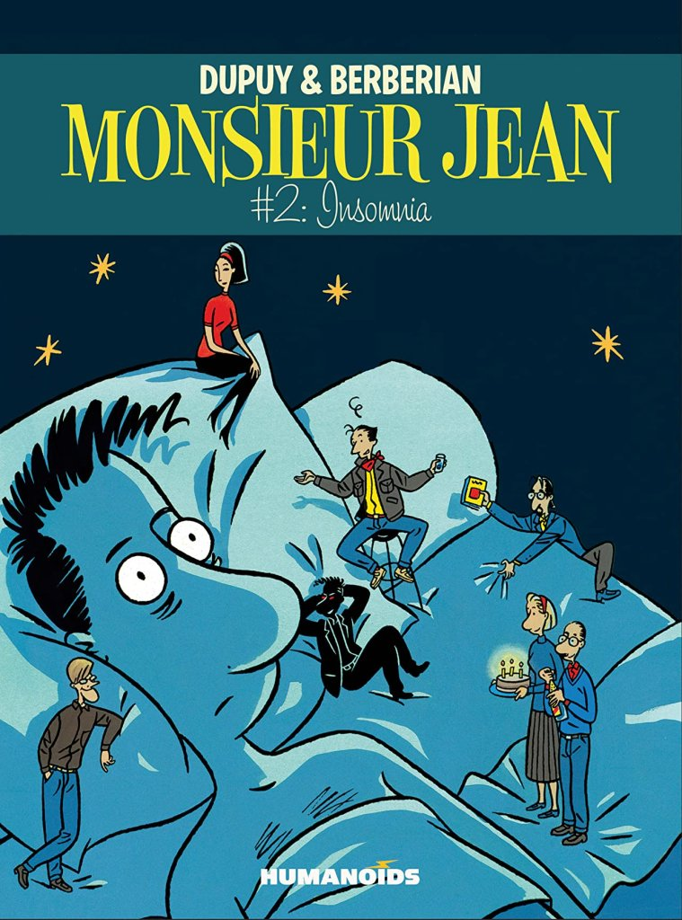 Monsieur Jean Vol. 2: Insomnia