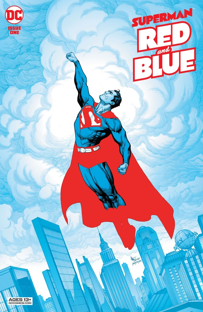 Superman: Red & Blue #1