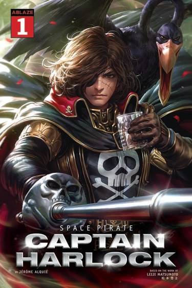 Space Pirate Captain Harlock #1