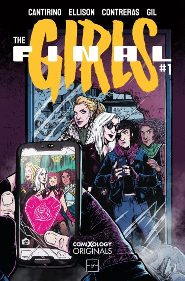 The Final Girls #1