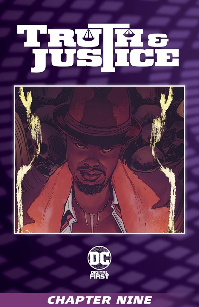 Truth & Justice (2021-) #9