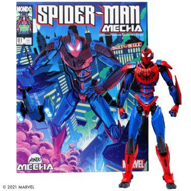 Spider-Man Mecha