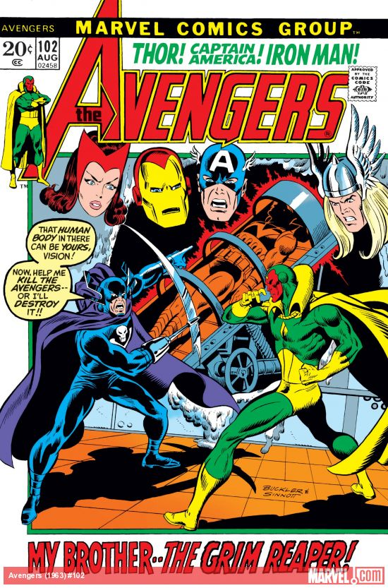 Earth's Mightiest Heroes: An Avengers Retrospective Part 7: With a Bang and a Whimper  Graphic
